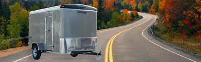 HOMESTEADER CHALLENGER ENCLOSED TRAILERS