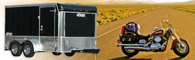 HOMESTEADER EZ RIDER ENCLOSED TRAILERS