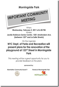 morningsidemeetingflyer