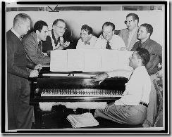 Benny_Goodman_rehearsal