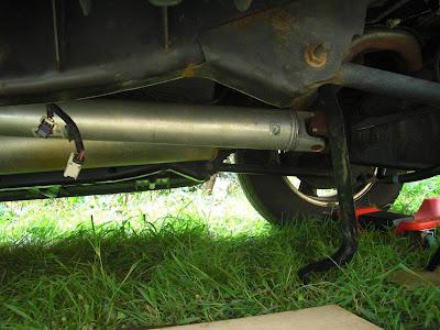 2005 Envoy Fuel Pump Replacement Part I Chevy