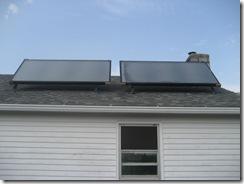 Froling P4 New Solar Panels