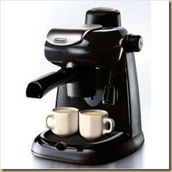 Two Cup Espresso_Cappuccino Maker