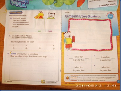 Homeschooling Hearts Minds Envisionmath 1st Grade A Review