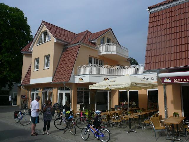 2-Zi-Ferienwohnung SEEWOLF für 2-4 Personen, Zingst