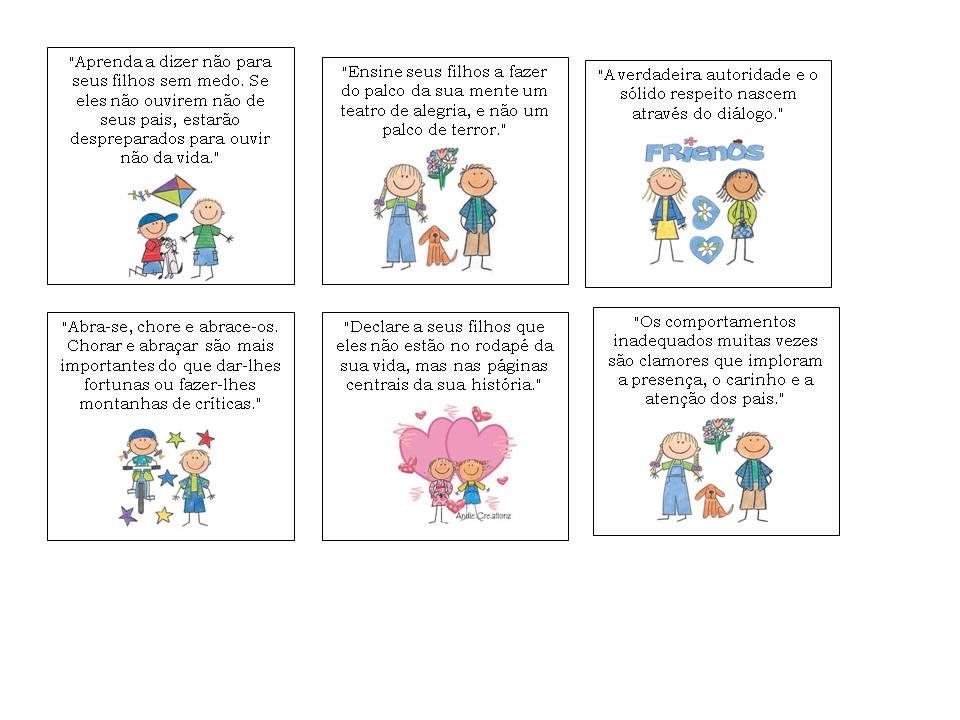 Pais Brilhantes Professores Fascinantes Frases
