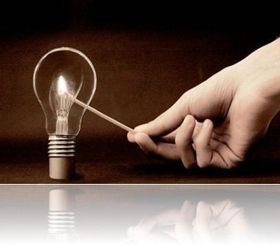 Las ideas viven, mientras creemos en ella felicidad riqueza