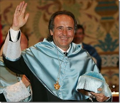 Honoris Causa para Juan Manuel Serrat