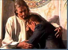 Jesus e o doente da alma