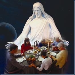 familia com Jesus
