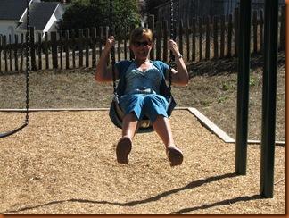 I'm just a swingin