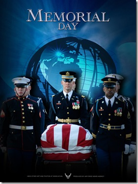 2008 Memorial Day Poster #3.