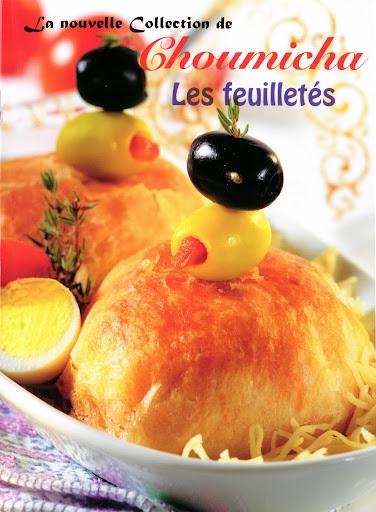احدث كتب الطبخ لشميشة, Nouvelle choum01.jpg