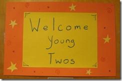 Our Door Sign