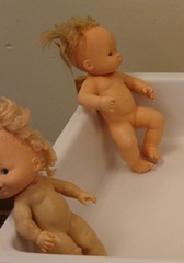 Babies for Washing