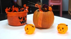 Table Pumpkins