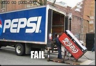Pepsi-Coca