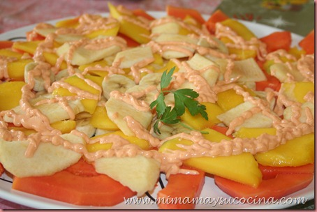 Como Hacer Ensalada Fruta