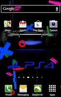 Screenshot of 3D PS4 Live Wallpaper