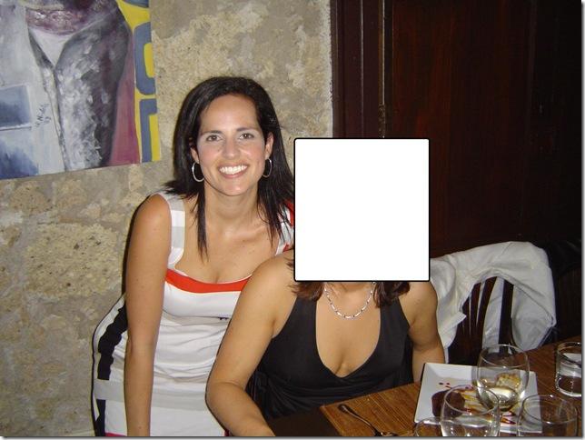 Cumple 2007, 28 añitos cena en La Chascona 029