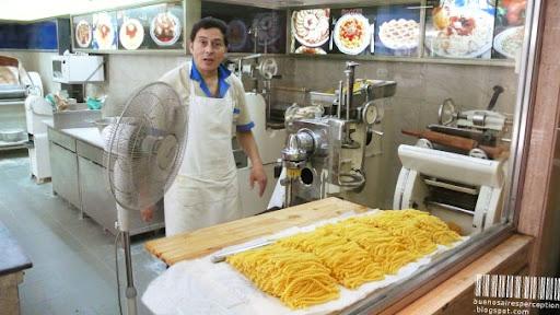 Fábrica de Pastas: Handmade Pasta in Buenos Aires, Argentina