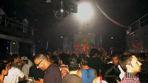 Niceto Club 69 in Buenos Aires, Argentina