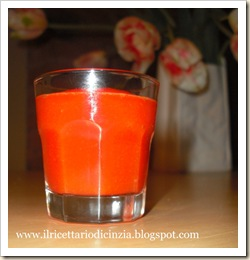 salsa alla papaia