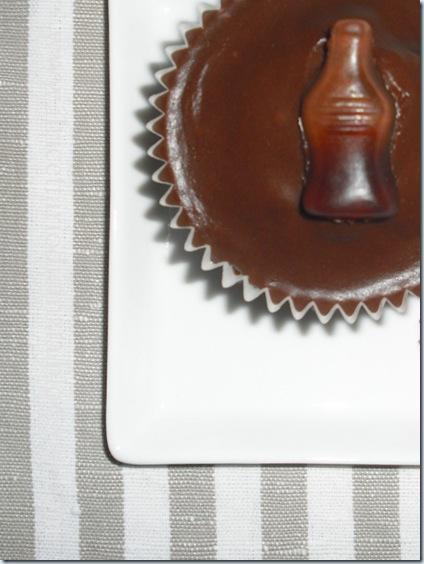 cupcakes alla Coca Cola®