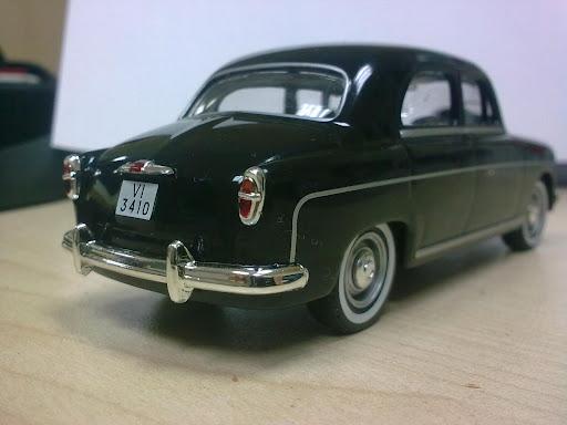 fiat 1400 1958