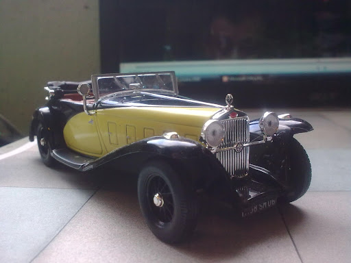 DELAGE D8SS 1932