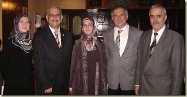 Dr. Ayşe Zeynep Turan, Ahsen Okyar, Dr. Fatma Emre Taşolar, Remzi Turan, Yüksel Özdemir