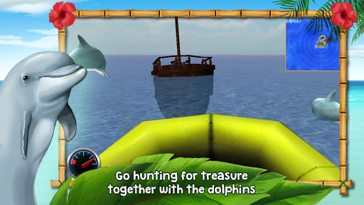 Dolphins of the Caribbean - screenshot