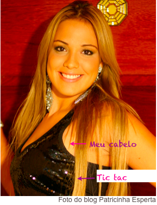 qqehe9 Use mega hair de tic tac