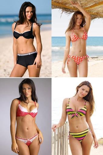 Big Alina Vacariu's bikini Collection nicegfx.com