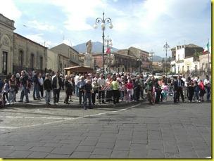 Folla Giro d'Italia a