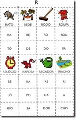 jogo das sílabas R