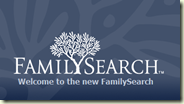 Welcome to the new FamilySearch