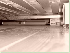 Under The Bed, copyright 2009, Michael Boffey
