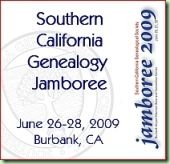 Southern California Genealogy Jamboree 2009