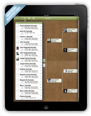 The new Ancestry.com iPhone/iPad app