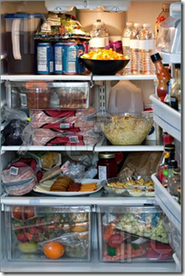 NFS is like a refrigerator. This photo of a stuffed refrigerator is used by permission of Featurepics.com.