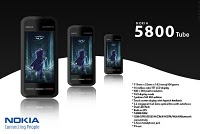 nokia 5800 tube Tutorial to hack Nokia 5800 v50