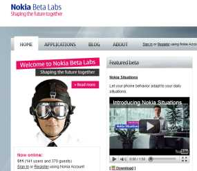 nokiabetalabs Free Download Application for health check with your Nokia s60v5 Nokia Beta Labs Diagnostics