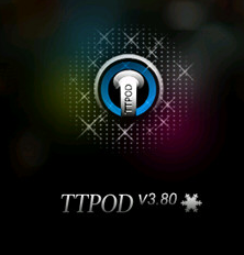 ttpod 3.80 Free Download Application, TTPod 3.80 Cracked Full Version: energetic music player for s60v3