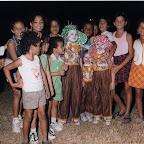 Barranca Crusade the Frenn clowns with kids.jpg