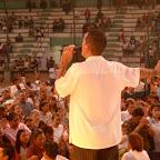 Durango Mexico Stadium Crusade Juan Carlos leading worship.jpg