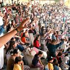 Durango Mexico Stadium Crusade altar call 2.jpg