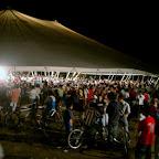 Nicaragua Crusade Ciudad Sandino  thousands gathering.jpg