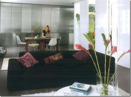 casa de Valentina - Via Living etc - flores tropicais
