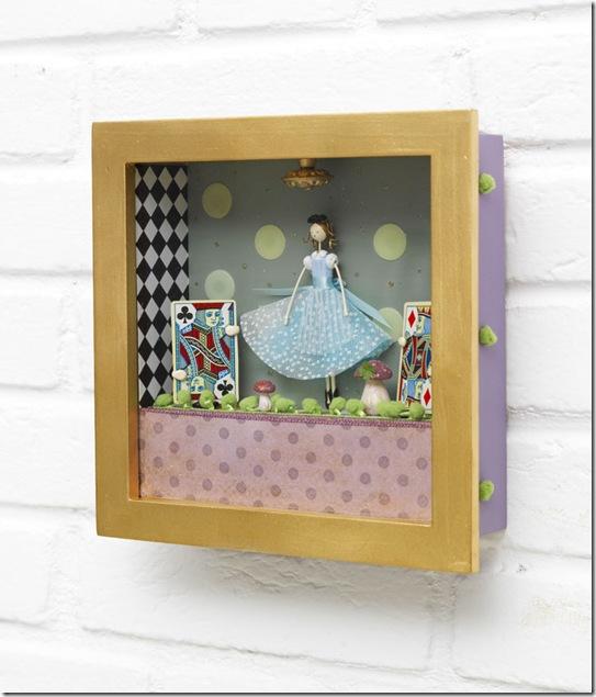 Casa de Valentina - amostra coisas de Alice na Coisas da Doris 2
